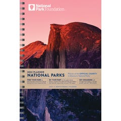 2022 National Park Foundation Planner
