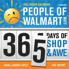 2022 People of Walmart Boxed Calendar