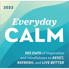 2022 Everyday Calm Boxed Calendar