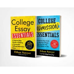 College Admission and Essay Essentials Book Set