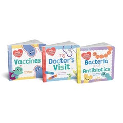Baby Medical School Board Book Set
