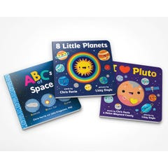 Chris Ferrie's Space for Babies Book Set