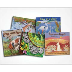 Counting Books for Kids Set