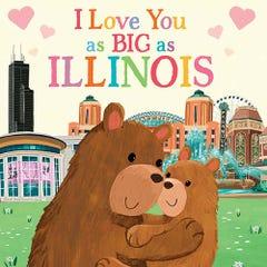 I Love You as Big as Home
