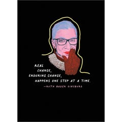 The Legacy of Ruth Bader Ginsburg Commemorative Journal