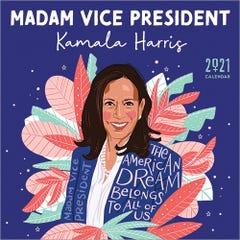 2021 Madam Vice President Kamala Harris Wall Calendar