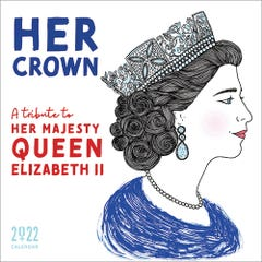 2022 Her Crown Wall Calendar