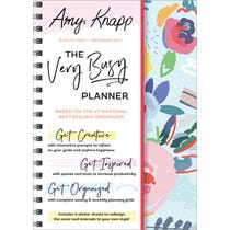 2021 Amy Knapp's The Very Busy Planner