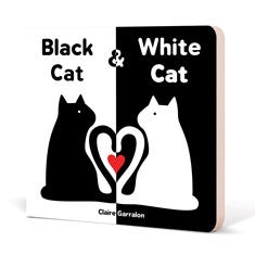 Black Cat & White Cat