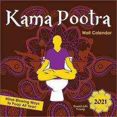 2021 Kama Pootra Wall Calendar