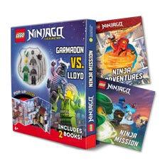 LEGO® NINJAGO® Ninja Mission: Garmadon vs. Lloyd Activity Pack