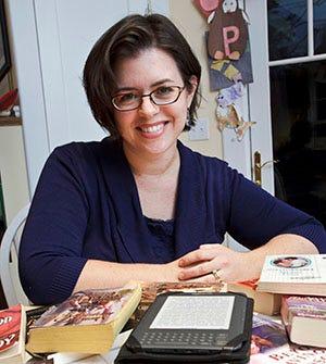 Sarah Wendell  Image