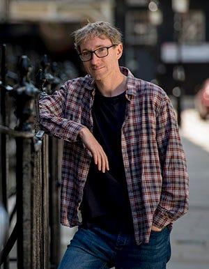 Stuart Turton  Image