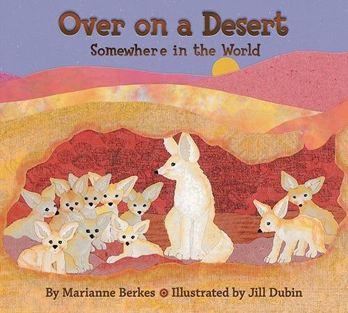 Over in a Desert