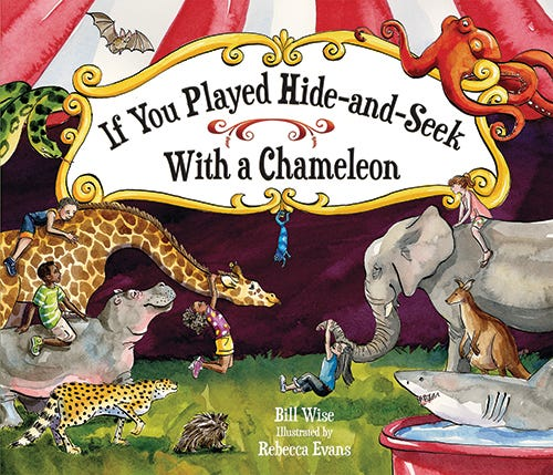 If You Play Hide and Seek With a Cameleon