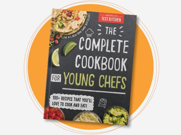 Americas Test Kitchen The Complete Cookbook for Young Chefs